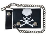 Аксессуар Skull and Crossbones Wallet