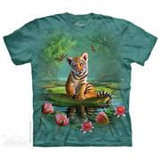 Футболка с тигром Tiger Lily
