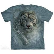 Футболка с тигром Wet and Wild
