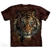 Футболка с тигром Tiger Prowl