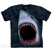 Футболка с акулой Shark Bite