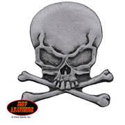 Значок Skull and Crossbones Pin