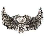 Значок Motor and Wings Pin