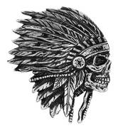 Значок Side Headdress Pin