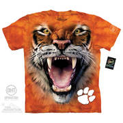 Big Face Clemson Tiger