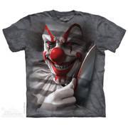 Футболка с изображением клоунов и короткими рукавами Clown Cut