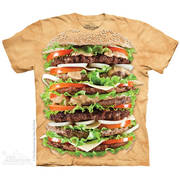 Fun-art футболка Epic Burger
