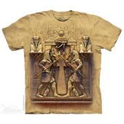 Этническая футболка с коротким рукавом Immortal Combat