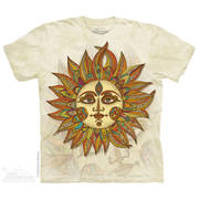 Этническая футболка Helios