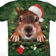 Xmas Squirrel