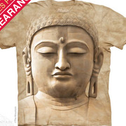 Футболка с божествами Buddha Portrait