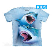 Футболка с акулой Great White Sharks Kids