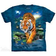 Футболка 3D Tiger