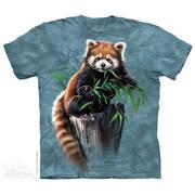 Bamboo Red Panda