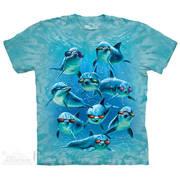 Fun-art футболка Mod Squad
