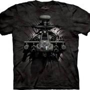 Военная футболка с коротким рукавом Apache Breakthru Kids