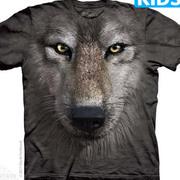Wolf Face Kids