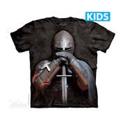Военная футболка с коротким рукавом Knight Kids