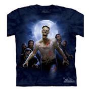 Футболка с зомби Zombie Horde