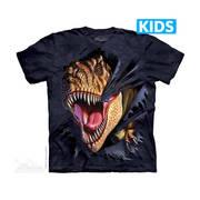 T-Rex Tearing Kids