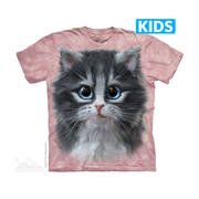 Pretty in Pink Kitten Kids