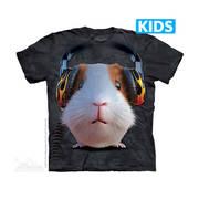 Футболка DJ Guinea Pig Kids