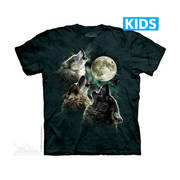 Three Wolf Moon Classic Kids