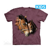 Футболка с лошадью Two Hearts Kids