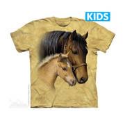 Футболка с лошадью Gentle Touch Kids