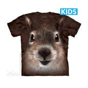Squirrel Face Kids