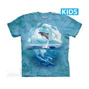 Футболка с дельфином Dolphin Sky Kids