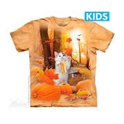 Fall Kitty Kids