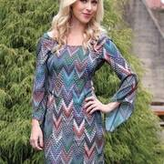Платье / Юбка Rock 47 Western Dress Multi Blue
