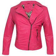 Reputation Womens Outlaw Rose Casual Jacket