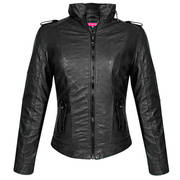 Aoxite Rogue Black Casual Jacket