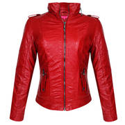 Aoxite Rogue Red Casual Jacket