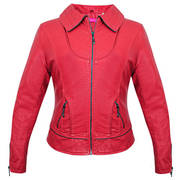 Aoxite Rebel Rose Casual Jacket