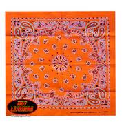 Головной убор Classic Orange Paisley Bandana