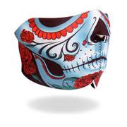 Мото маска Calavera Half Face Mask