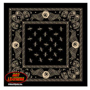 Головной убор Flying Eyeball Paisley Bandana
