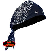 Бандана Black Paisley Old School Bandana