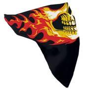 Hell Skull Neck Warmer