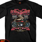 Футболка Ol' Bikes & Whiskey T-Shirt