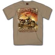 Riding the Good Life T-Shirt