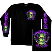 Frankie's Speed Shop Long Sleeve Shirt