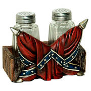Для Дома Rebel Flag Salt & Pepper Set
