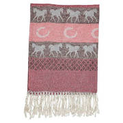 Шарф Pink Equestrian Scarf
