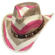 Соломенная шляпа Pink Straw Hat