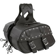 Аксессуар PVC Studded Throw Over Rounded Saddlebags