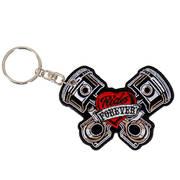 Брелок Pistons Heart Keychain
